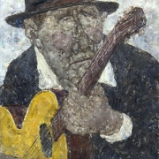 Le guitariste (II)