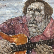 Le guitariste (III)