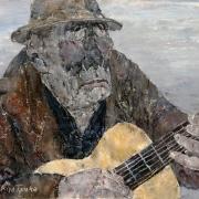 Le guitariste (I)