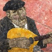 Le joueur de mandoline