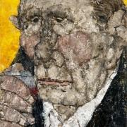 Portrait d'homme au verre de vin (I)