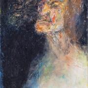 Self-portrait without a beard
