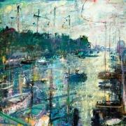 La marina d'Honfleur