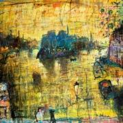 La Seine aux aurores