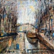 Le canal Saint-Martin