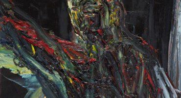 Alex KREMER, Self-portrait, 2014 - 60x50cm (12F)