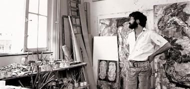 David Leviathan artiste peintre