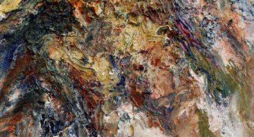 Jean-Yves AUREGAN, Le sommeil, 2014 - 150x100cm (80P)
