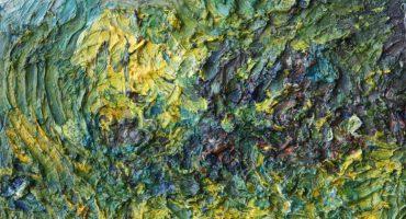 Jean-Yves AUREGAN, Paysage (I), 2011 - 46x55cm (10F)